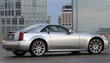 Cadillac XLR V Alloy Wheels and Tyre Packages.
