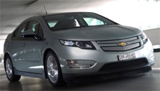 Chevrolet Volt Alloy Wheels and Tyre Packages.