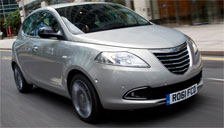 Chrysler Ypsilon Alloy Wheels and Tyre Packages.