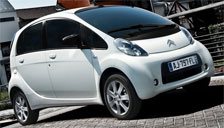Citroen C-Zero Alloy Wheels and Tyre Packages.