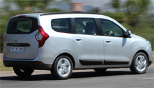 Dacia Lodgy Alloy Wheels and Tyre Packages.