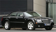 Chrysler 300C Alloy Wheels and Tyre Packages.
