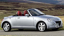 Daihatsu Copen Alloy Wheels and Tyre Packages.