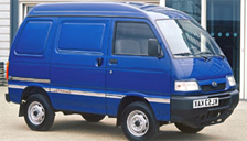 Daihatsu Hi Jet  Alloy Wheels and Tyre Packages.