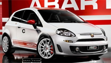 Fiat Punto Evo Abarth Alloy Wheels and Tyre Packages.