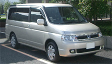 Honda Stepwagon Alloy Wheels and Tyre Packages.