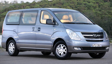 Hyundai H 1 i Load Alloy Wheels and Tyre Packages.