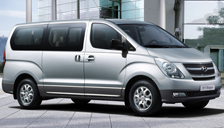 Hyundai H 1 Starex Alloy Wheels and Tyre Packages.