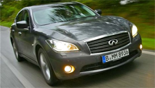 Infiniti M30 M37 M56 Alloy Wheels