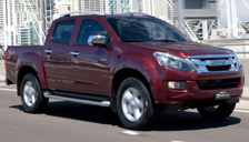 Isuzu D-Max Alloy Wheels and Tyre Packages.