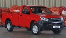 Isuzu KB Single Cab Alloy Wheels and Tyre Packages.