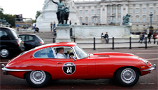 Jaguar E Type Alloy Wheels and Tyre Packages.