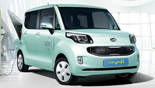 Kia Ray Ev Alloy Wheels and Tyre Packages.