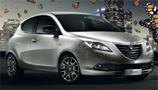 Lancia Ypsilon Alloy Wheels and Tyre Packages.