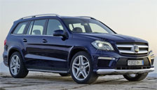 Mercedes GL Class Alloy Wheels and Tyre Packages.