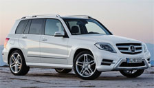 Mercedes GLK Class Alloy Wheels and Tyre Packages.