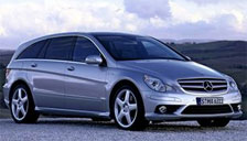 Mercedes R Class (AMG) Alloy Wheels and Tyre Packages.