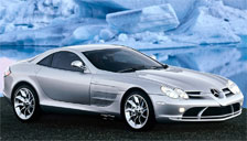 Mercedes SLR McLaren Alloy Wheels and Tyre Packages.