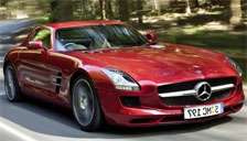 Mercedes SLS Alloy Wheels and Tyre Packages.