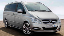 Mercedes V Class Alloy Wheels and Tyre Packages.