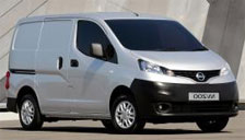Nissan NV200 Van Alloy Wheels and Tyre Packages.