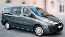 Citroen Jumpy Alloy Wheels and Tyre Packages.