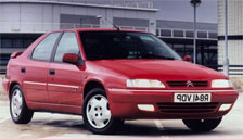 Citroen Xantia Alloy Wheels and Tyre Packages.