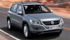 Volkswagen Tiguan Escape Alloy Wheels and Tyre Packages.