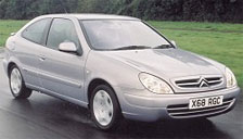 Citroen Xsara Alloy Wheels and Tyre Packages.