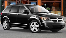 Dodge Journey Alloy Wheels and Tyre Packages.