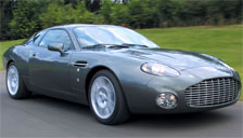 Aston Martin DB7 Alloy Wheels and Tyre Packages.