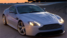 Aston Martin V12 Vantage Alloy Wheels and Tyre Packages.