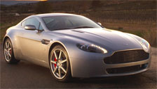 Aston Martin V8 Vantage Alloy Wheels and Tyre Packages.
