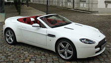 Aston Martin V8 Vantage Roadster Alloy Wheels and Tyre Packages.