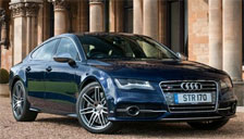 Audi S7 Alloy Wheels and Tyre Packages.
