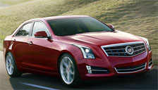 Cadillac ATS Alloy Wheels and Tyre Packages.