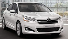 Citroen C4L Alloy Wheels and Tyre Packages.
