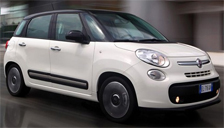 Fiat 500L Alloy Wheels and Tyre Packages.