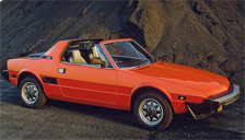 Fiat X 1 9 Alloy Wheels and Tyre Packages.