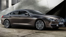 BMW 6 Series Gran Coupe Alloy Wheels and Tyre Packages.