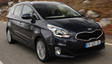 Kia Carens Alloy Wheels and Tyre Packages.