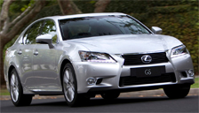 Lexus GS 250 Alloy Wheels and Tyre Packages.