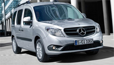 Mercedes Citan Alloy Wheels and Tyre Packages.