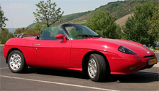 Fiat Barchetta Alloy Wheels and Tyre Packages.