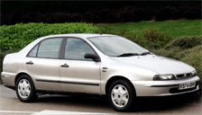 Fiat Marea Alloy Wheels and Tyre Packages.