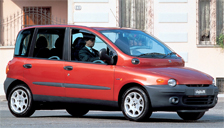Fiat Multipla Alloy Wheels and Tyre Packages.