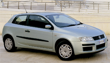 Fiat Stilo Alloy Wheels and Tyre Packages.