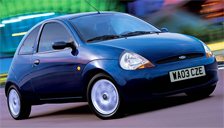 Ford KA Alloy Wheels and Tyre Packages.