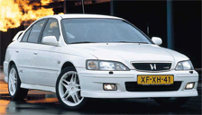Honda Accord Type R Alloy Wheels and Tyre Packages.