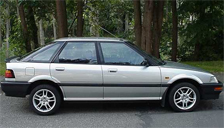 Honda Concerto Alloy Wheels and Tyre Packages.